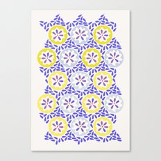 Moroccan Spring one Canvas Print