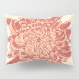 The Mums III Pillow Sham