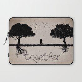togetherness Laptop Sleeve