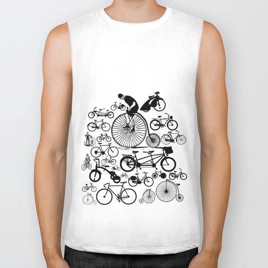 Bicycles Biker Tank