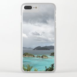 St John - What's Not to Love Clear iPhone Case