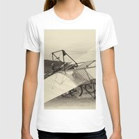 airplane T-shirts featuring Airplane by DistinctyDesign
