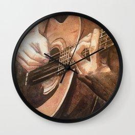 Acoustic Wall Clock