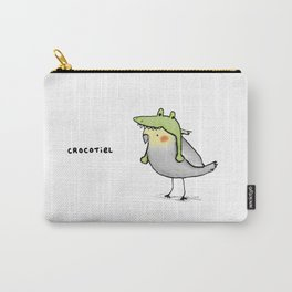 Crocotiel Carry-All Pouch