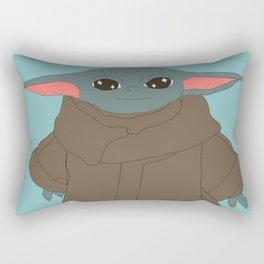 Kawaii BB Rectangular Pillow