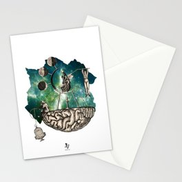 Subjective Reality Stationery Cards