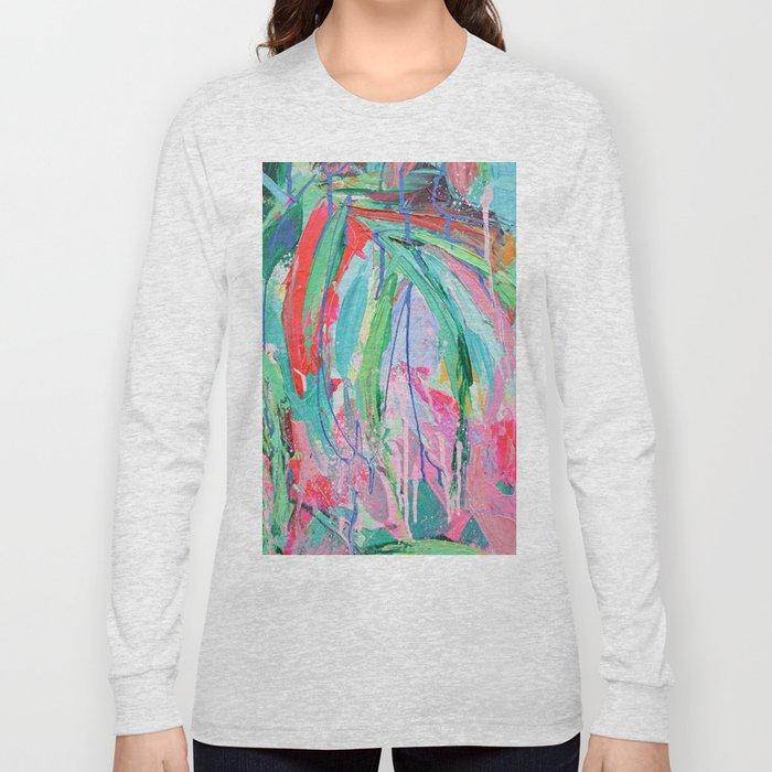 Tropical Canopy Long Sleeve T-shirt