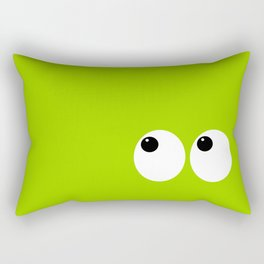 Eyes #1 Rectangular Pillow