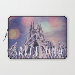 Barcelona Sagrada Familia Laptop Sleeve