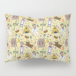 Midsommar Repeat Pattern #1 Pillow Sham