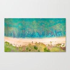 Hawaiian  Shores II Canvas Print