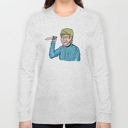 Pamela Voorhees Long Sleeve T-shirt