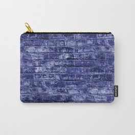 Seamless Background Brick Wall Carry-All Pouch
