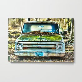 1967 Chevy Truck Metal Print