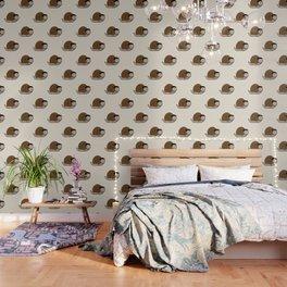 French Snail ~ Escargot Wallpaper