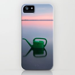 Watering Can iPhone Case