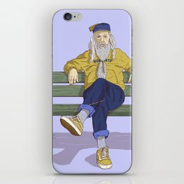 Albus Dumbledore iPhone Skin