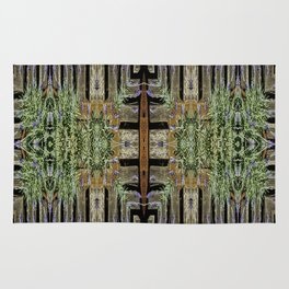 Patterned Lavender - Lavandula Rug