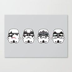 Stormkisstrooper Canvas Print