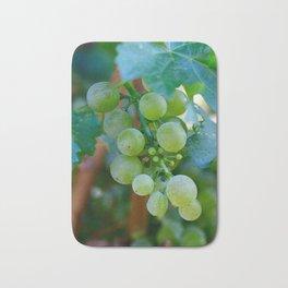 Sprig of Grapes Bath Mat