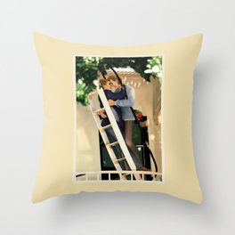 WE SAVE EACH OTHER Throw Pillow