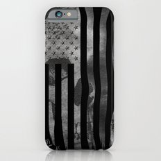 Skull Flag Slim Case iPhone 6s