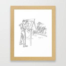 Inventions Framed Art Print