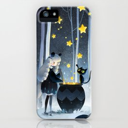 Little witch iPhone Case