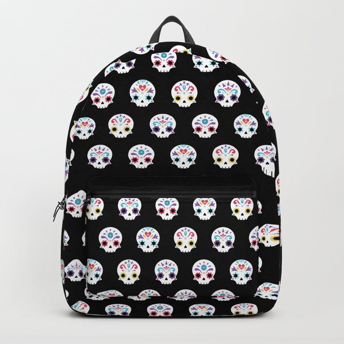 Cute sugar skulls B Rucksack