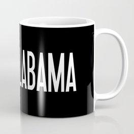 Alabama: Alabamian Flag & Alabama Coffee Mug