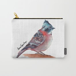 Chilean Bird - Chincol Carry-All Pouch