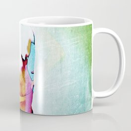 """""""Don't Listen to crappy music"""" by Nacho dung. Coffee Mug"""