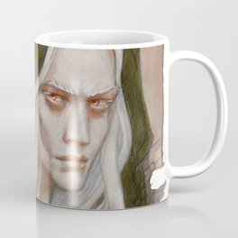 The Albino Antihero Coffee Mug