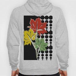 Leaves 05 Hoody