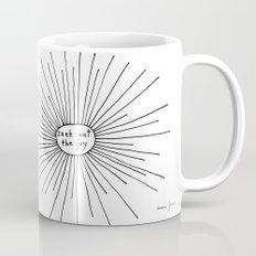seek out the joy Coffee Mug