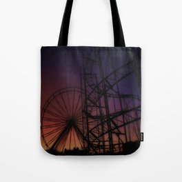 Round n Rounds Tote Bag