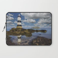 Penmon Lighthouse Laptop Sleeve