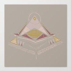 Pyramids 4 Canvas Print