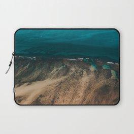 Hawaiian Sea Laptop Sleeve