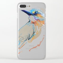 A bird Clear iPhone Case