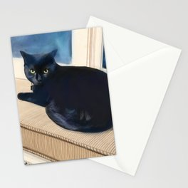 Ned the Cat Stationery Cards