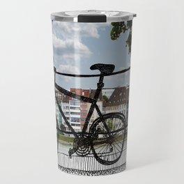 Bike Pastiche  Travel Mug