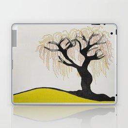 Soul Flies Free Like A Willow Tree Laptop & iPad Skin