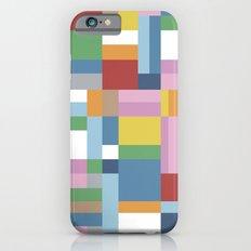 Map Close iPhone 6s Slim Case