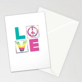 Peace Love Kindness Stationery Cards