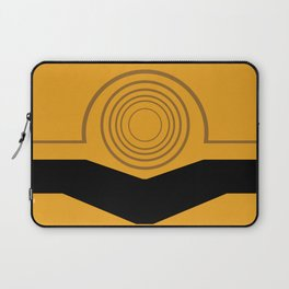 Cee-Threepio Laptop Sleeve