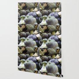 Farmers' Market Broccoli Wallpaper