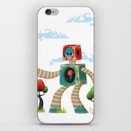 Woody Mecha iPhone Skin