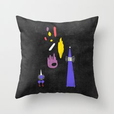 Return from the Stars #3 Throw Pillow
