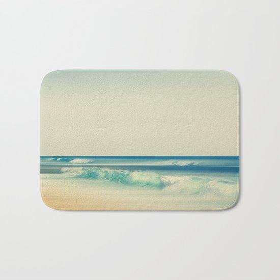 emerald surf Bath Mat